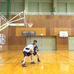 ●●の前でバスケ??おすすめです!