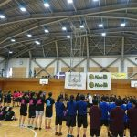 【驚きと発見!】バスケ vs フットサル??