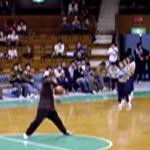バスケットにダンスを取り入れる??