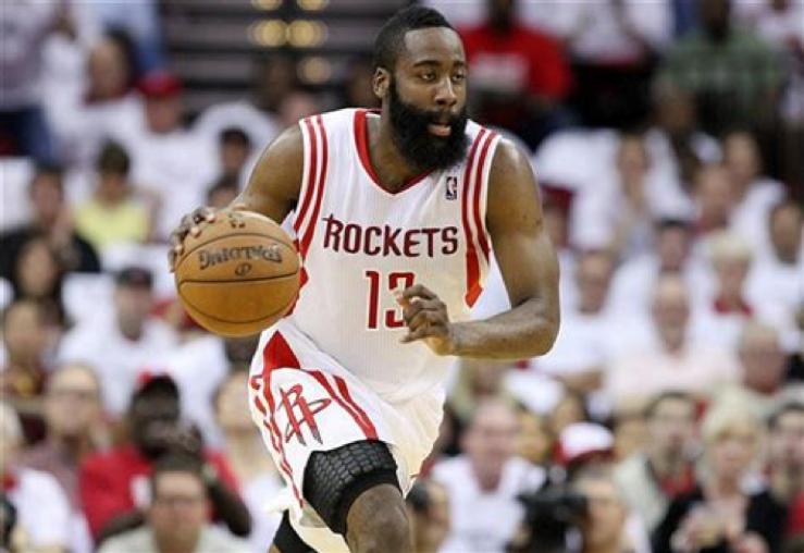 【ジェームズハーデン・動画まとめ】NBA屈指の点取り屋のスーパープレイ!