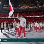 東京オリンピック開幕しましたね!